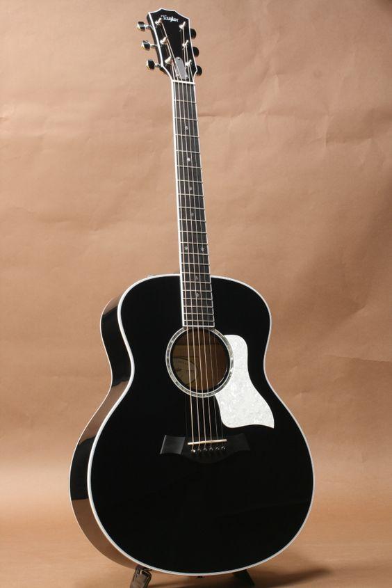 TAYLOR[テイラー] Custom JPN LTD GSE-Maple Black 詳細写真