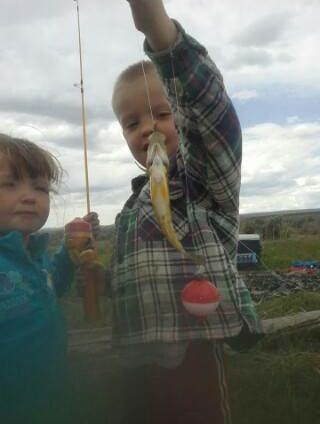 #MeatEater Fan Series: My kids with their perch!