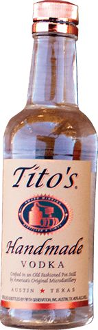 Tito's Handmade Vodka - Our New Favorite Gluten-Free Vodka. @TitosVodka is made from corn, not grains.