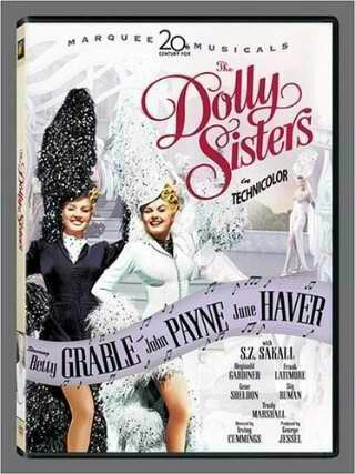 "BEST SONG NOMINEE: I Can't Begin To Tell You from ""The Dolly Sisters""."