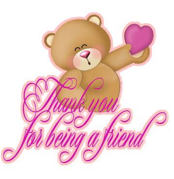 Rezultat iskanja slik za thank you sweet friend
