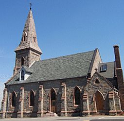 Church of the Madonna in Bergen County, New Jersey.