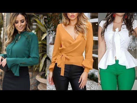 Blusas de moda 2020
