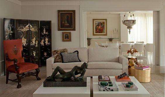 Apartamento Zize Zink (Foto: Divulgação)