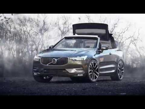 Neueste Volvo Xc60 Cabriolet Mj 2020 Schiff Hubschrauber Superyacht Wohnwagen Gehendes Haus Lkw Trucker Transporter Neue Generatio Volvo