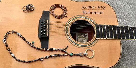 Turchin Bohemian Style Jewelry