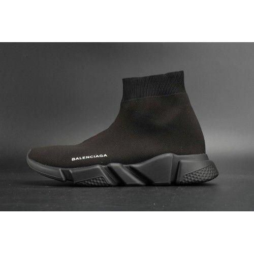 Hot Balenciaga Speed Trainer Black