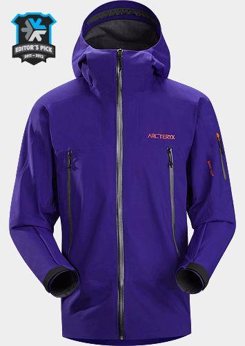Great ski jacket! - Arcteryx Sabre SV