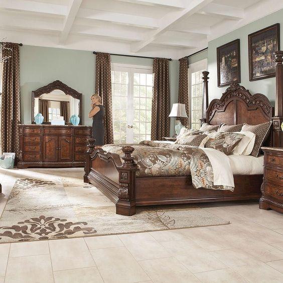 That Furniture Outlet (A BBB Rating) Edina MN Minnesotau0027s #1 Furniture  Outlet. Your Life. Well Furnished. Ashley Furniture Ledelle 7 Piece Bedroom  Suite ...