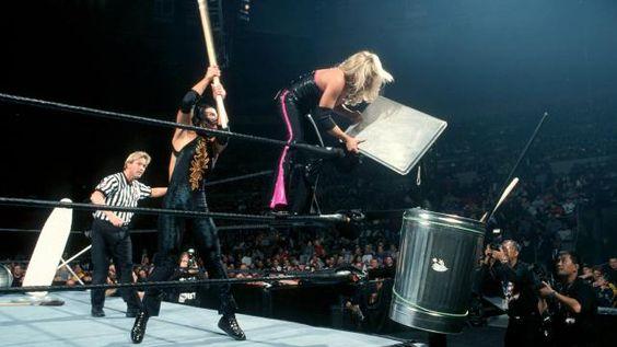 WWE.com: Unexpected Hardcore Combatants:photos #WWE