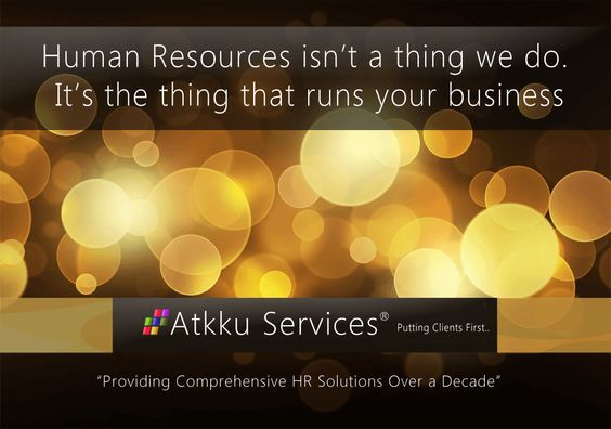 HR Service, Inc has been very helpful in addressing our need for - hr resource