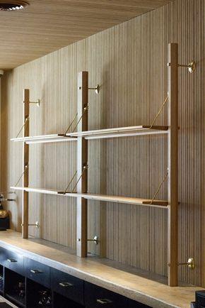 Lonewa Custom Shelving System Hall Interior Design Shelves Custom Shelving