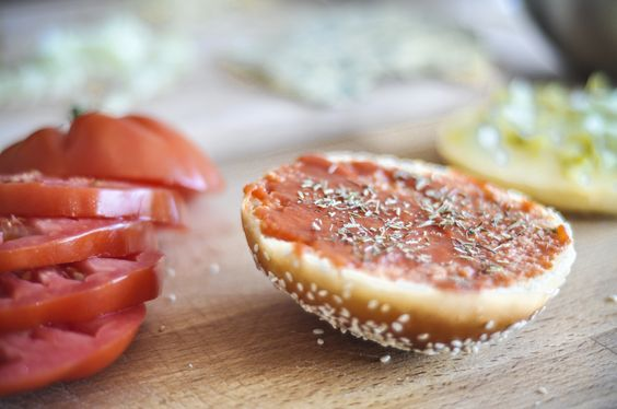 Sauce tomate aux herbes