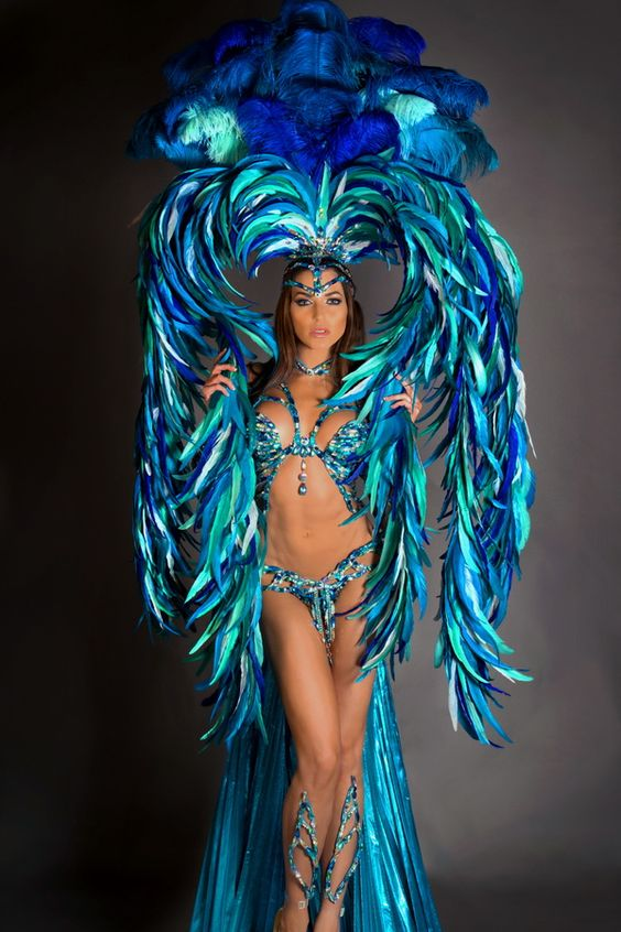 HARTS FOR TRINIDAD CARNIVAL 2015