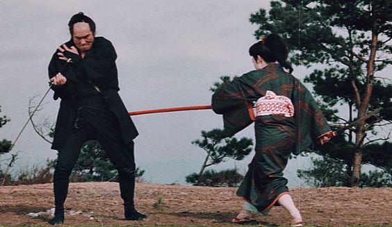 """The Blind Swordswoman - Movie 1969"""