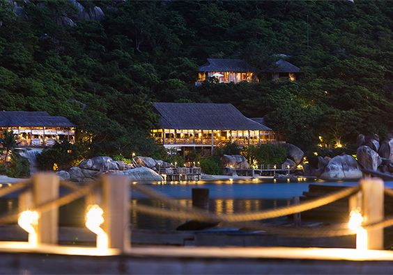 Six Senses Ninh Van Bay - Luxury Ninh Van Bay Resort #vietnam