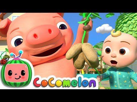 One Potato Two Potatoes Cocomelon Nursery Rhymes Kids Y Uy Uhhh 67 87 87 87 7 Jų E E 2 Y Upių 8 Inkvizicijos 99 999 G Sėd Kids Songs Nursery Rhymes Rhymes