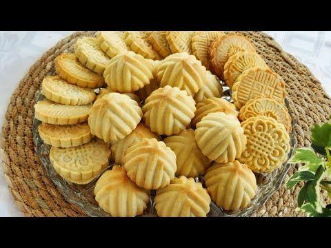 معمول بالسميد والطحين فاخر دايب دوبان برسمة ثابتة ومحفورة فخامة لابعد الحدود لاتفوتكم Youtube Arabic Dessert Arabic Food Food