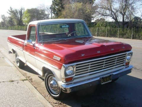 1967 Ford Ranger. I would LOVE!!!