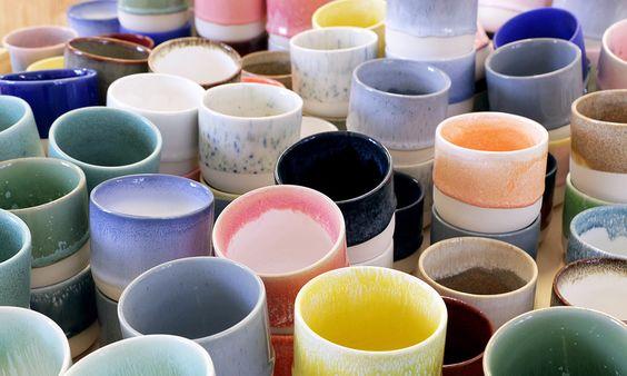 Sip Cups at Studio Arhoj in Copenhagen, Denmark. © Anders Arhoj - See more at: Sip Cups at Studio Arhoj in Copenhagen, Denmark. © Anders Arhoj