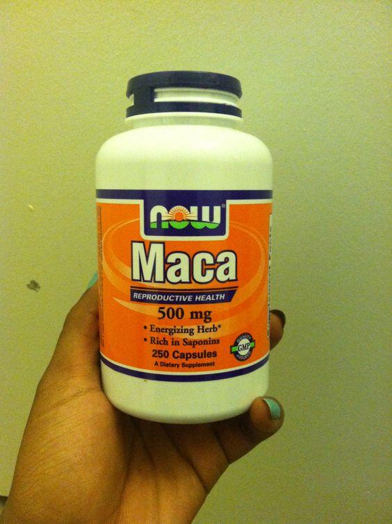 Maca root pills bigger booty