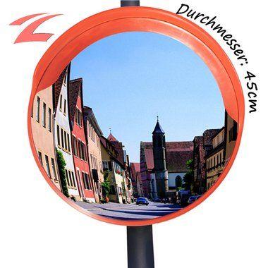 ZNL Panoramaspiegel Sicherheitspiegel Verkehrsspiegel Überwachungsspiegel CGJJ02