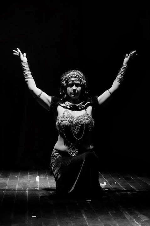 Nossa Tribo & Nossa Dança: O TRIBAL NO BRASIL - JHADE SHARIF