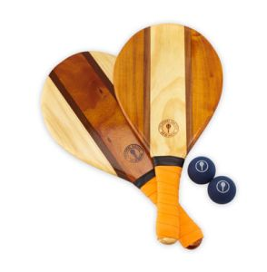 Give these unique gifts to someone who isn't traditional | The TOTEFISH Blog.  Beach Paddle Ball Set $210