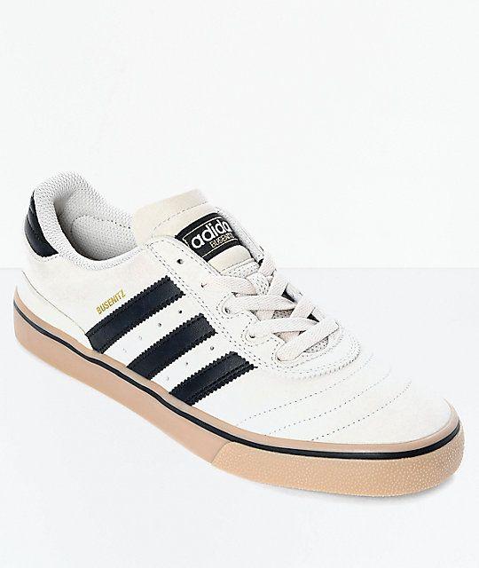 crimen superávit Continuar  adidas Busenitz Vulc Light Brown, Black & Gum Shoes | Zumiez | Black gums, Adidas  busenitz, Adidas
