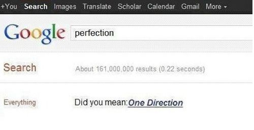 Even Google is a Directioner.