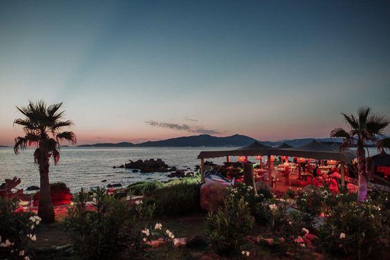 Wedding in Domaine de Lagnonu - Coti Chiavari - Corsica