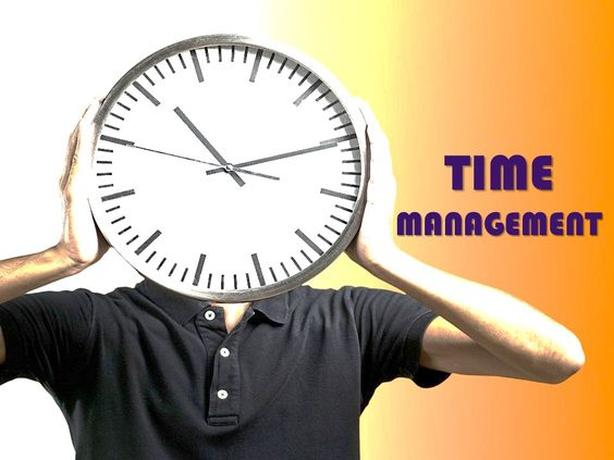 time management skills for students pdf
