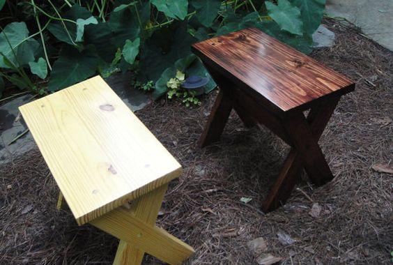r2 Series Custom Adult Bench With Cross Legs
