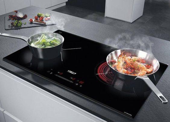 Nên dùng bếp từ hay bếp điện từ Chefs?
