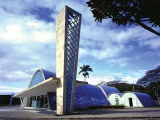 Rafaela Torres: Oscar Niemeyer-Igreja da Pampulha - Minas Gerais - Brasil