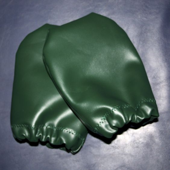Vinyl Stirrup Covers By Examfootsies Ltd Are Popular In
