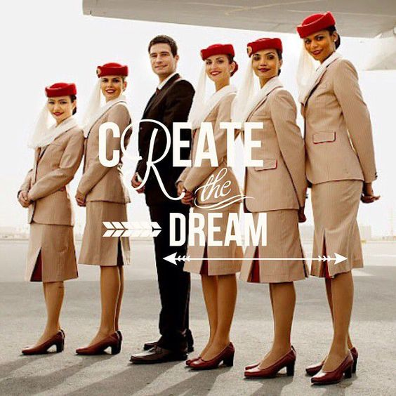 Dream of being Emirates cabin crew? Then let us help If you need - emirates flight attendant sample resume