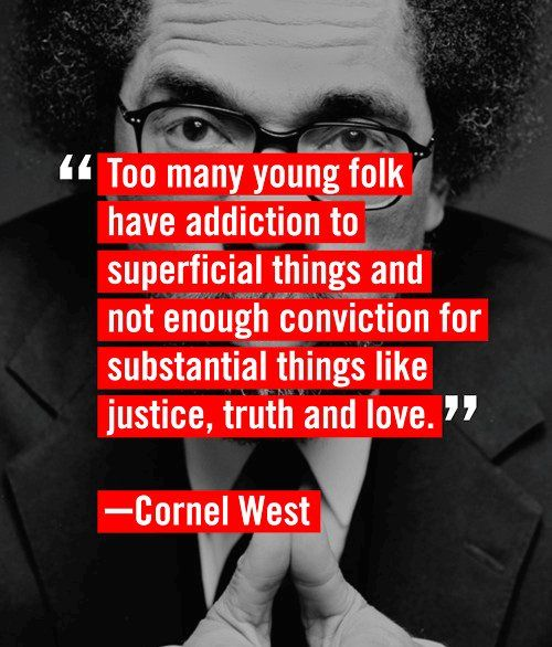 Cornel West on Distractions