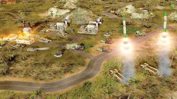 Command and Conquer Generals PC Game
