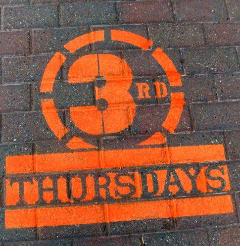 3rd.Thursdays! Free downtown street festival May-October in upstreet Pittsfield. #Berkshires