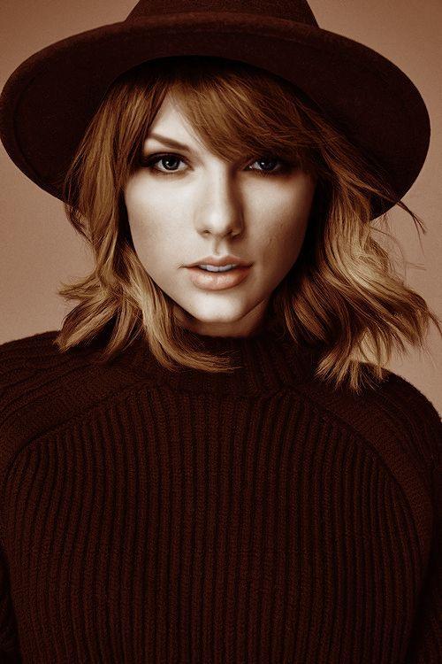 Taylor Swift by Damon Baker edited