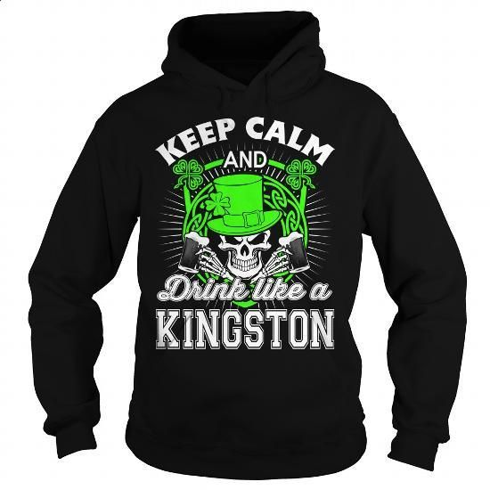 KINGSTON - #cotton tee shirts.  KINGSTON, special made t shirts,humourous t shirts. GUARANTEE => https://www.sunfrog.com/LifeStyle/KINGSTON-99610126-Black-Hoodie.html?id=67911