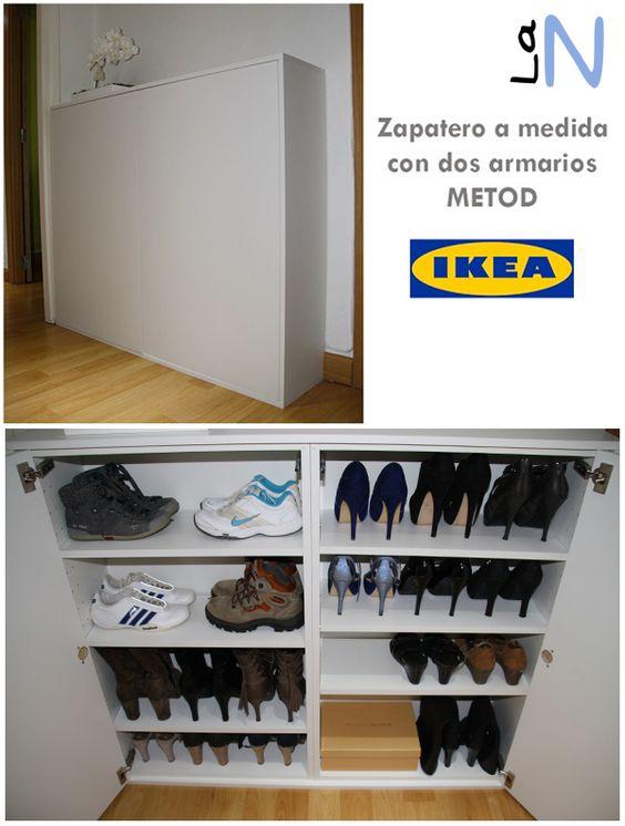 Ikea armarios a medida interesting armario ikea armarios - Armario zapatero ikea ...