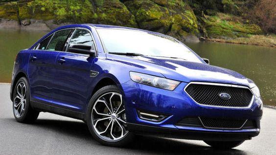 2016 Ford Taurus - exterior design