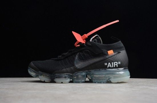 Nike Off White X Air Vapormax Black Aa3831 002