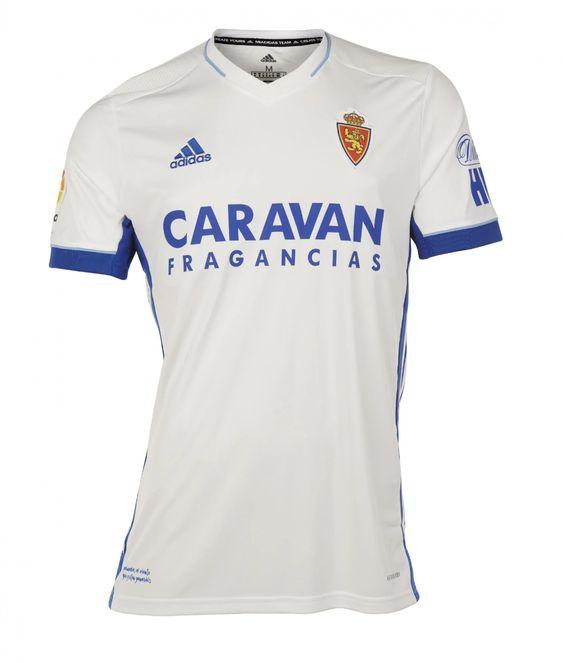 REAL ZARAGOZA Camiseta primera equipación 2020-2021 ADIDAS