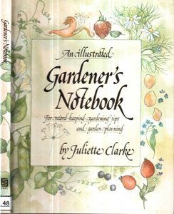 An Illustred Gardners Notebook - Sebo do Bau | Estante Virtual