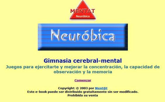 aLeXduv3: Neuróbica Gimnasia Cerebral (Software gratuito)