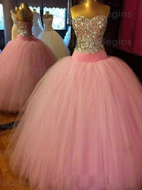 Wholesale cheap 2015 quinceanera dress online, 2015 spring summer - Find best 2015 cheap quinceanera dresses for 15 ball gowns pink tulle beaded crystal long corset formal/Prom dresses with lace up at discount prices from Chinese quinceanera dresses supplier on DHgate.com.