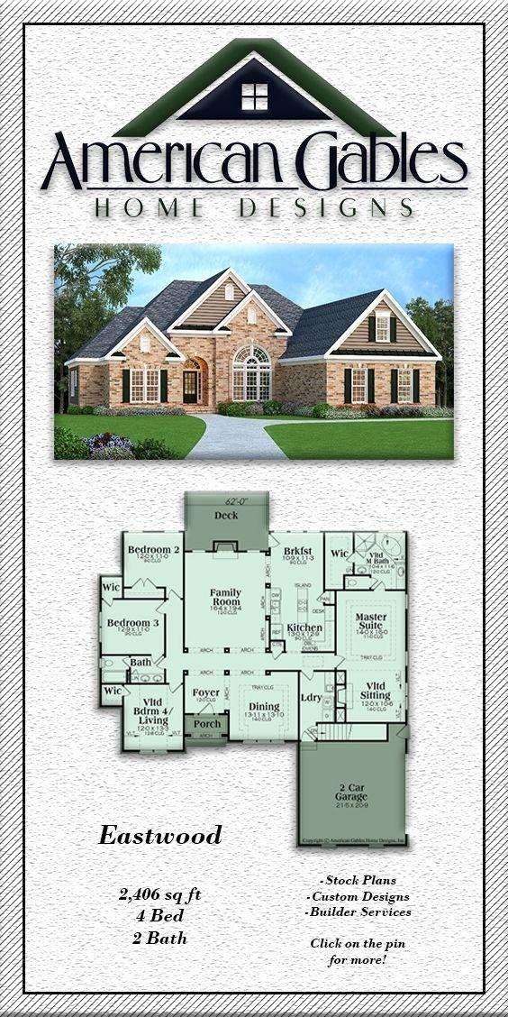 European Ranch House Plans Inspirational Eastwood House Floor Plans Ranch House Plans Ranch Style House Plans
